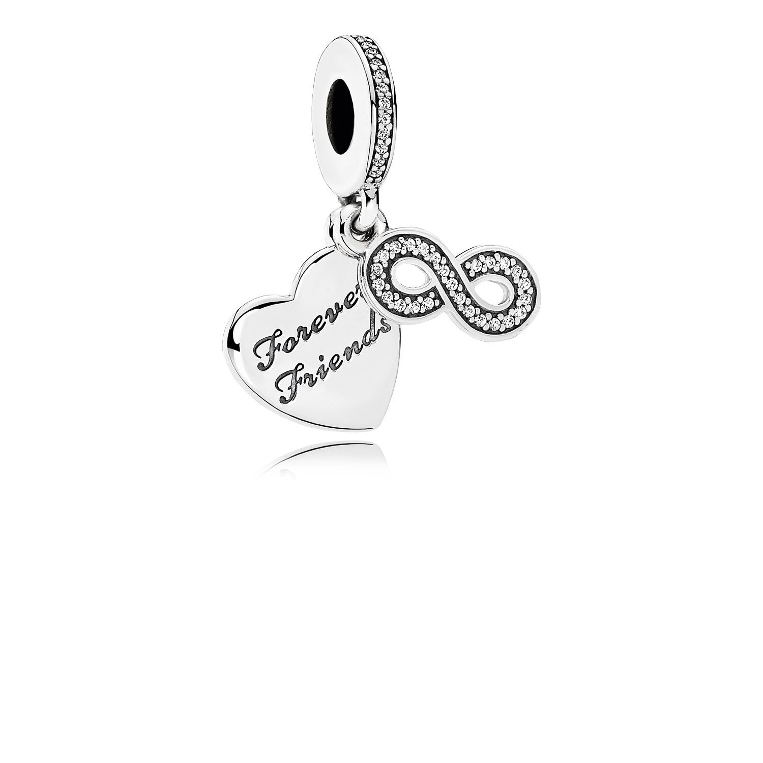 pandora friendship charm